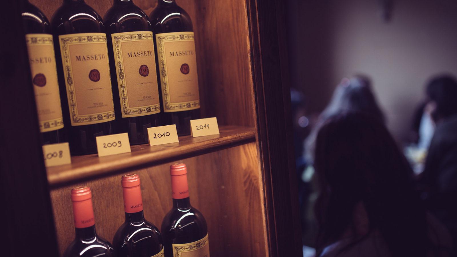 Trattoria Firenze Centro Lo Stracotto – Selezione vini toscani Masseto
