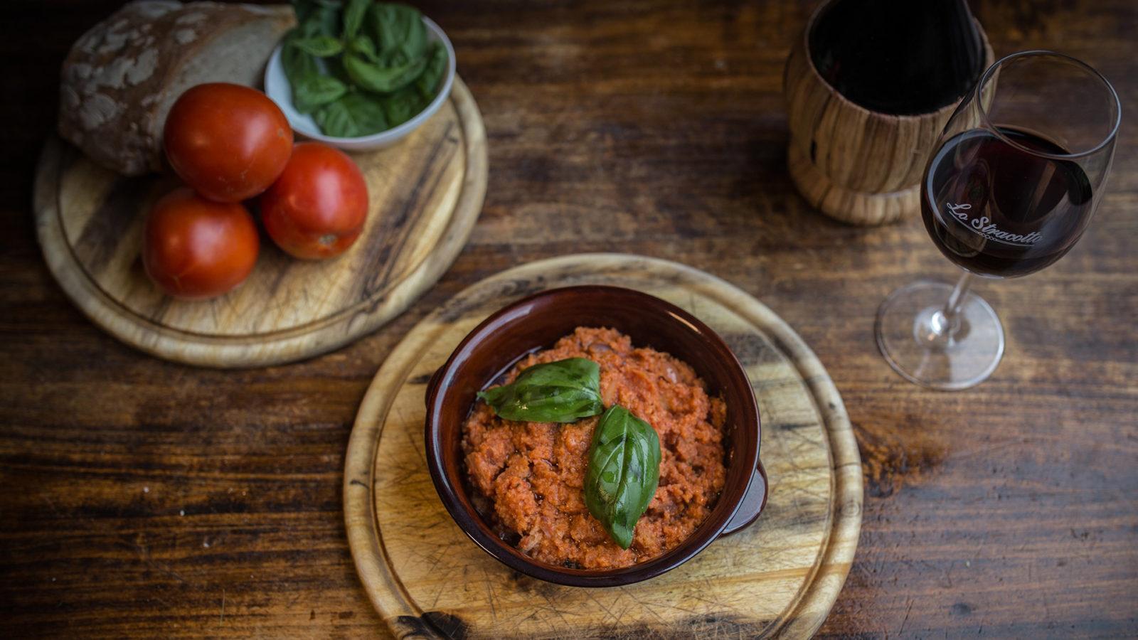 Pappa al pomodoro – piatti tipici toscani - Trattoria Firenze Centro Lo Stracotto