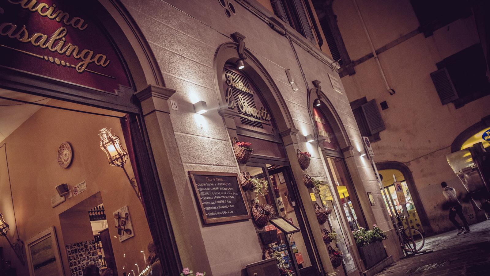 Ristorante San Lorenzo Firenze - Trattoria Firenze Centro – Lo Stracotto