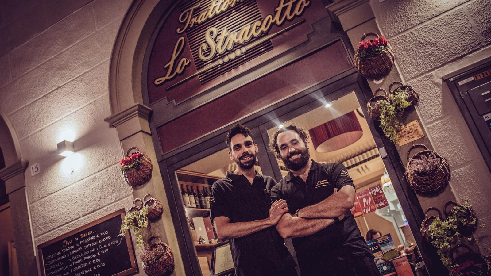 cucina toscana tradizionale - Trattoria Lo Stracotto Firenze